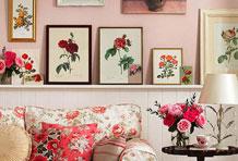 60个照片墙布置方案 记录浪漫时刻