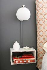 6款卧室小物替代床头柜