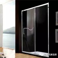 德莉玛淋浴房 一?#20013;?#19981;锈钢淋浴房PG101(含送货安装 全包)