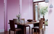 小户型墙面色彩之浪漫紫