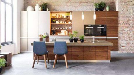 美味设计精选 10款开放式厨房图片