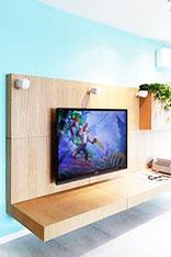 创意设计电视背景墙