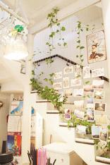 楼梯也要有隔断 16款创意隔断图片