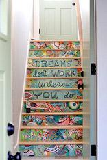 楼梯也清新 18个特色楼梯设计