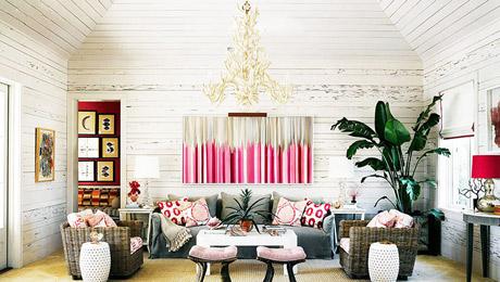 最简洁吊灯设计 16款北欧风格客厅