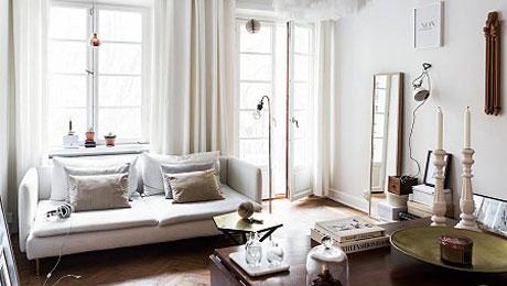 121例精致小户型客厅 方寸之间物尽其用