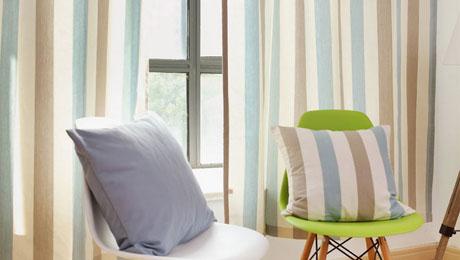 阳台窗帘怎么选择 阳台窗帘图片欣赏