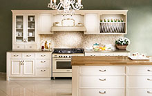 20款开放式设计 欧式厨房的经典布局