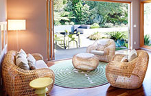 触手可及的艺术 12个藤编沙发设计