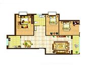 步骤三:住宅内建筑面积的测算