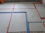 水电施工步骤6:电路布线